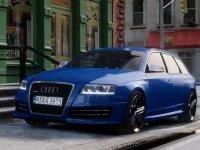 Скриншот к файлу: 2009 Audi RS6 Avant