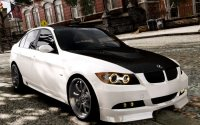 Скриншот к файлу: BMW 330i e90 tuning