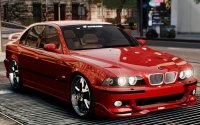 Скриншот к файлу: BMW M5 E39 Hamann [Beta]