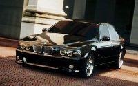 Скриншот к файлу: BMW M5 E39 Stock v3.0
