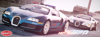�������� � �����: Bugatti Veyron 16.4 Police NFS Hot Pursuit [ELS+EPM] v1.3