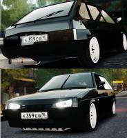 Скриншот к файлу: Lada 2109