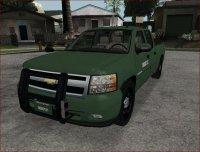 Скриншот к файлу:  Chevrolet Silverado Police