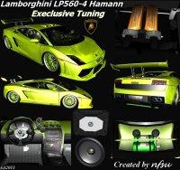 Скриншот к файлу: Lamborghini Gallardo LP560-4 (Exclusive Tuning)