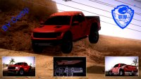 Скриншот к файлу: Ford F-150 SVT Raptor 2009 V1.0