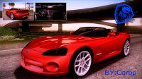 Скриншот к файлу: 2003 Dodge Viper SRT-10 Roadster