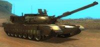 Скриншот к файлу: M1A2 Abrams из CoD: Ghosts