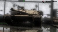 Скриншот к файлу: M1A1 Abrams COD4 MW Remastered