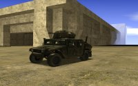 Скриншот к файлу: Humvee M1114 Woodland