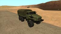 Скриншот к файлу: Ural 4320 Radmir RP