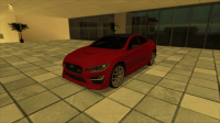 Скриншот к файлу: Subaru WRX Concept
