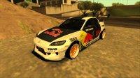 Скриншот к файлу: Mazda RX-8 SE