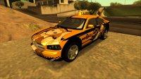 Скриншот к файлу: Dodge Charger SRT8 Taxi