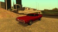 Скриншот к файлу: Dodge Challenger 1972