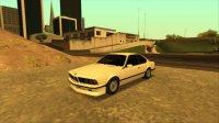 Скриншот к файлу: BMW M635CSi E24 '86