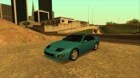 Скриншот к файлу: Nissan 300ZX [Z32] '92