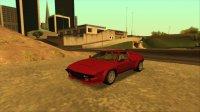 Скриншот к файлу: Lamborghini Jalpa '88