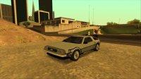 Скриншот к файлу: DMC Delorean '81 Back To The Future Pack