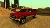 Скриншот к файлу: 86' Chevrolet Suburban LQ