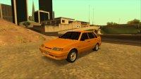 Скриншот к файлу: ВАЗ-2115 (LADA Samara)
