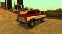 Скриншот к файлу: 86' Chevrolet Blazer K5 LQ