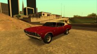 Скриншот к файлу: 69' Chevrolet Chevelle SS 454