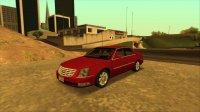 Скриншот к файлу: Cadillac DTS '06