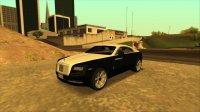 Скриншот к файлу: Rolls-Royce Wraith '14