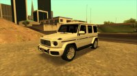 Скриншот к файлу: Mercedes Benz G63 AMG (Br.463) '19