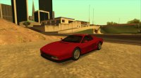 Скриншот к файлу: Ferrari Testarossa '1984–86