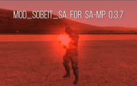 Скриншот к файлу: mod_s0beit_sa for SA-MP 0.3.7 R1