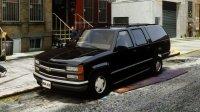 Скриншот к файлу: 1998 Chevrolet Suburban GMT400 v1.1