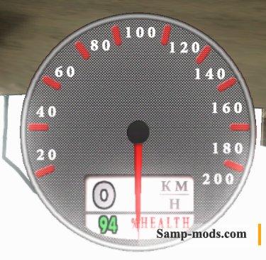 Gta San Andreas Speedometer And Fuel Gauge Mod Free Download