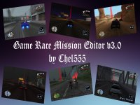 �������� � �����: Game Race Mission Editor