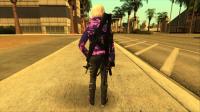 Скриншот к файлу: Оружие за спиной