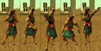 Скриншот к файлу: Танцы из Fortnite