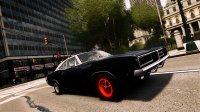Скриншот к файлу: 1969 Dodge Charger RT v1.1