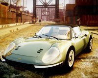 Скриншот к файлу:  Ferrari Dino 246 GTS