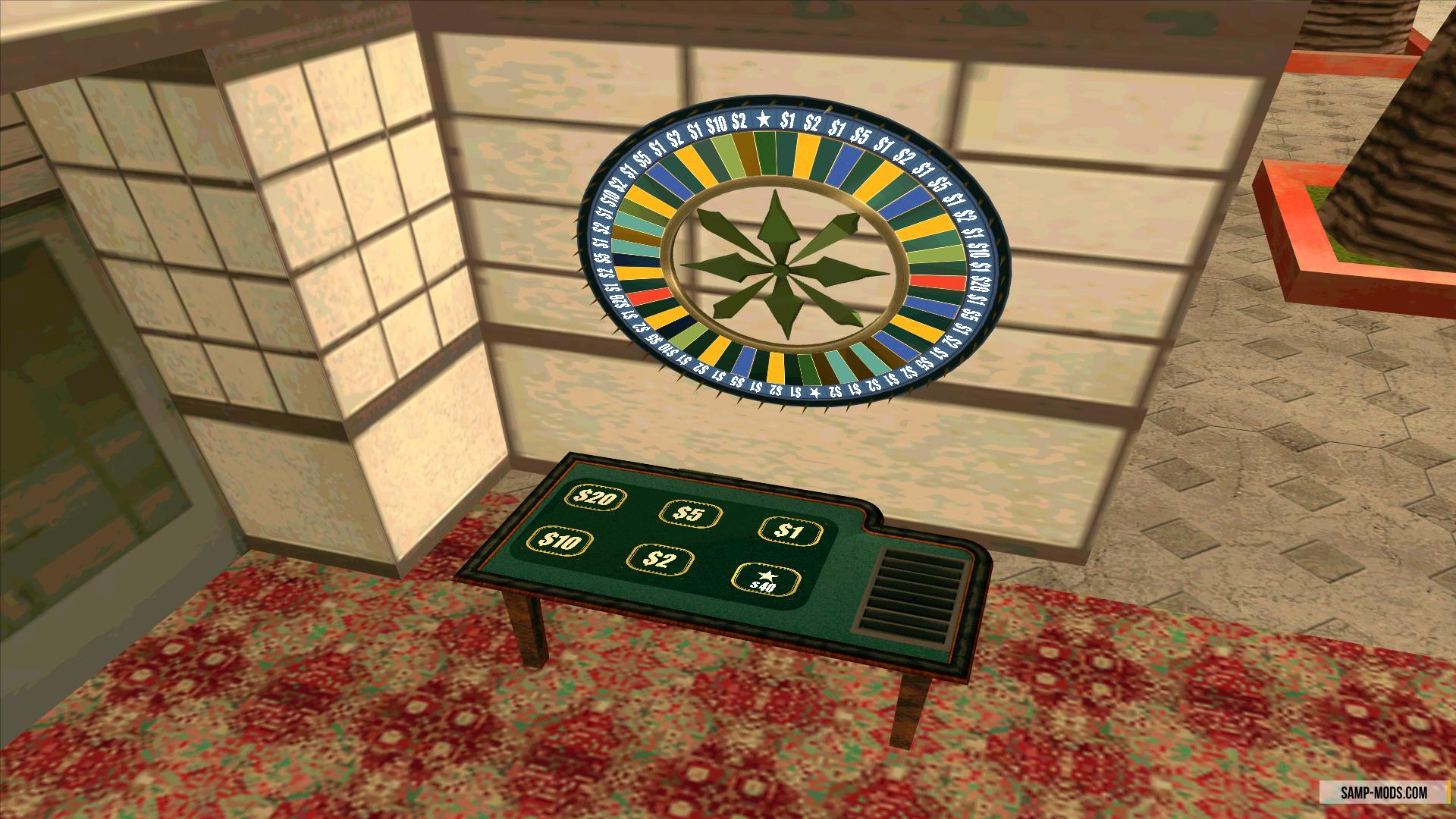 официальный сайт как играть в казино в самп