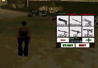 Скриншот к файлу: Дуэль v0.2