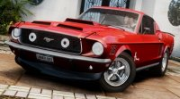 Скриншот к файлу: Ford Mustang Fastback 302did Cruise O Matic