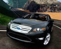 Скриншот к файлу: 2010 Ford Taurus SHO