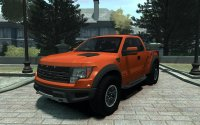 Ford raptor GTA sa