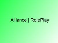 �������� � �����: Alliance | RolePlay