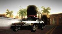 Скриншот к файлу: Nissan Laurel 25-Medalist GC35 Kouki Police Car