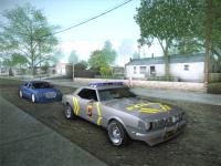 Скриншот к файлу: Chevrolet Camaro RS/SS 396 1968 INA County Police