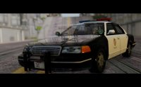 Скриншот к файлу: Ford Crown Victoria LSPD