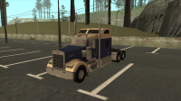 Скриншот к файлу: Kenworth W900 & Trailer Pack