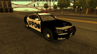 Скриншот к файлу: Dodge Charger SRT8 Police