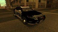 Скриншот к файлу: Ford Taurus Cop